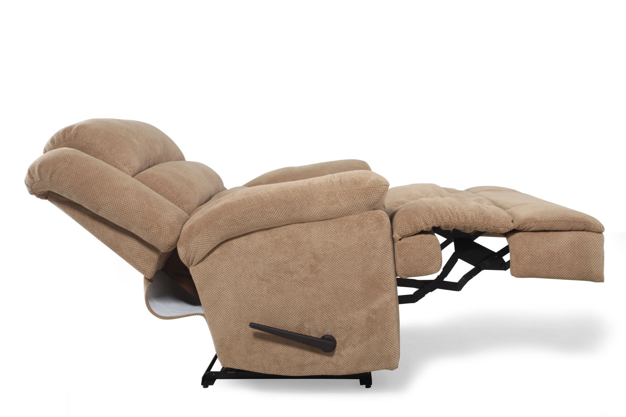 Lane Knox Tan Comfort King Recliner  sc 1 st  Mathis Brothers : action lane recliner - islam-shia.org