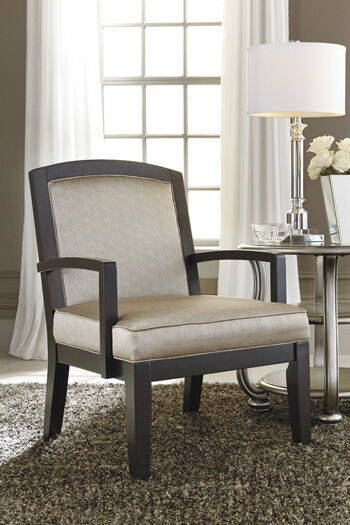 Casual 28u0026quot; Accent Chair ...