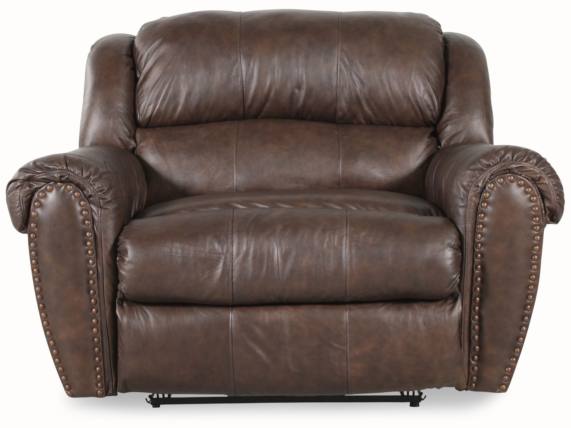 Lane Summerlin Snuggler Leather Recliner  sc 1 st  Mathis Brothers & Lane Summerlin Snuggler Leather Recliner | Mathis Brothers Furniture islam-shia.org