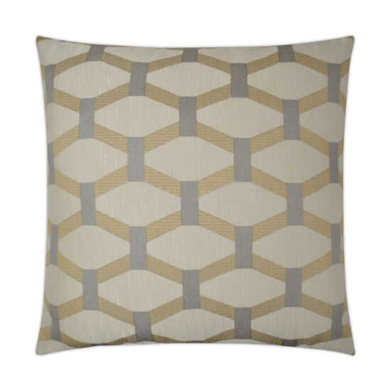 Captivate Pillow in Taupe