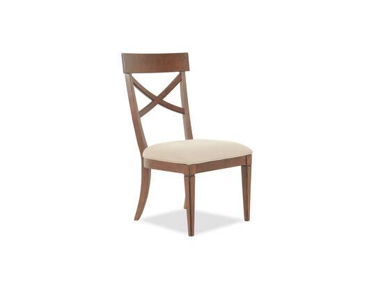 X-Back 40'' Side Chairin Cream