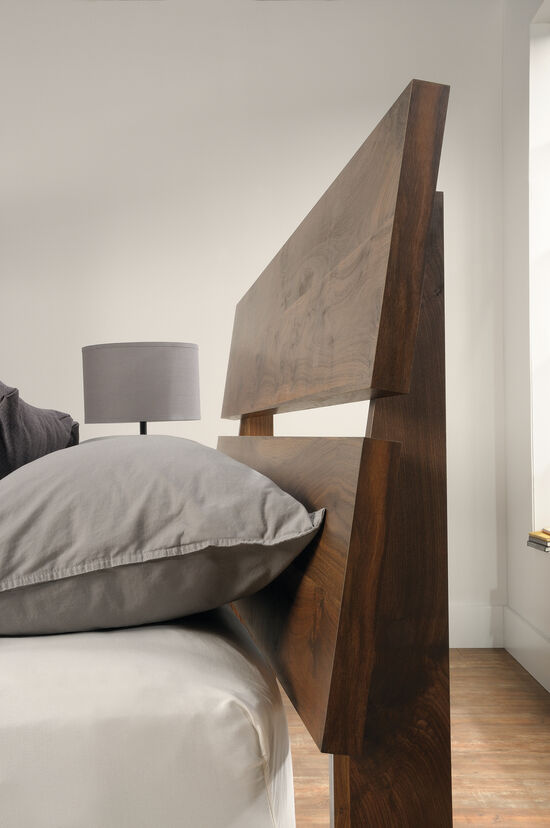 "Casual 50"" Full/Queen Headboard in Grand Walnut"