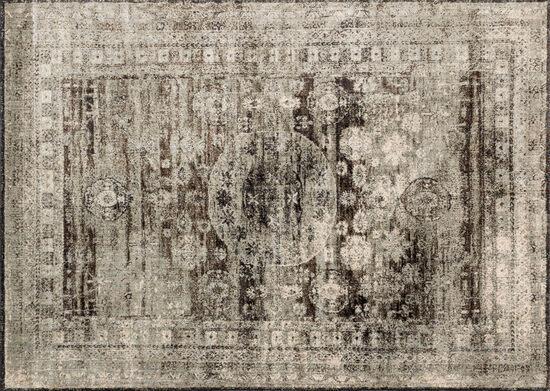 "Loloi Power Loomed 5' X 7' 8"" Rug in Granite"
