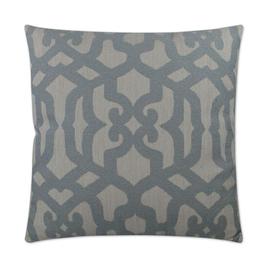Allure Pillow in Seafoam Green