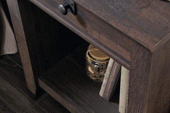 """24"""" Nightstandin Coffee Oak"""