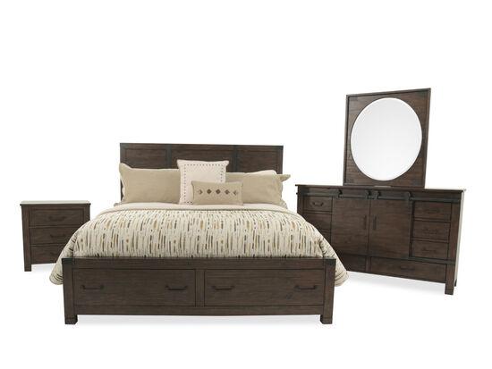 Magnussen Home Pine Hill Queen Suite