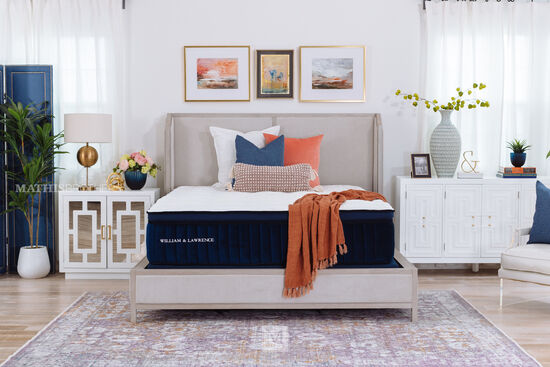 William & Lawrence Heritage Luxury Firm Twin XL Mattress