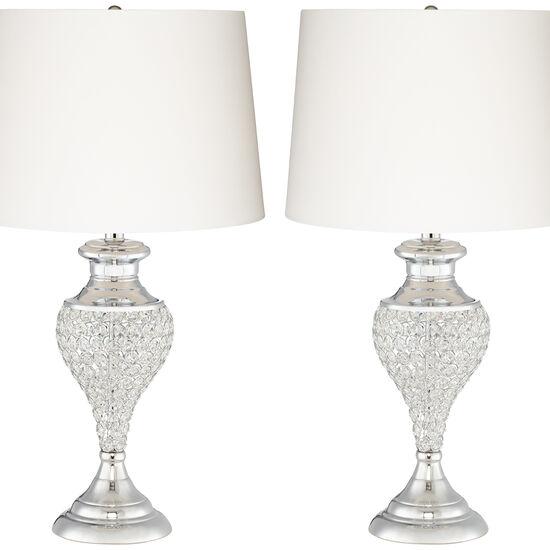 Glitz And Glam Lamp Set