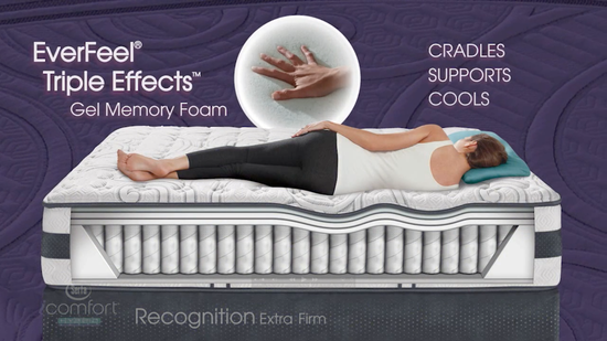 Serta iComfort Recognition Extra Firm Mattress
