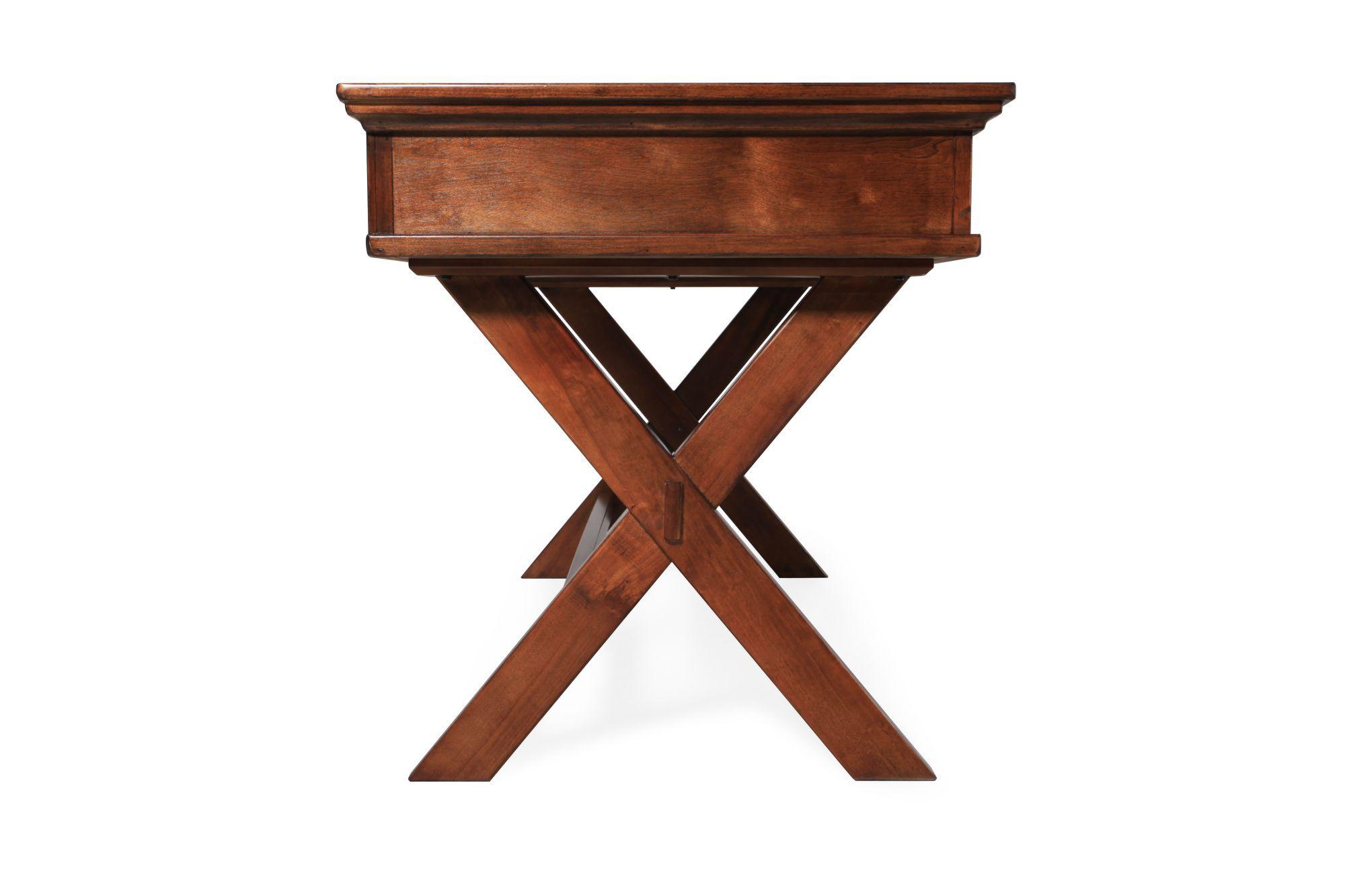 Ashley Burkesville X Leg Desk