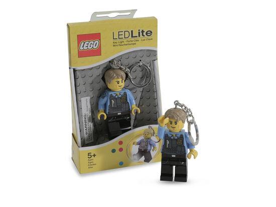 Lego City Chase McCain LED Key Light