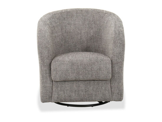 """31"""" Mid-Century Modern Accent Chair in Gray"""