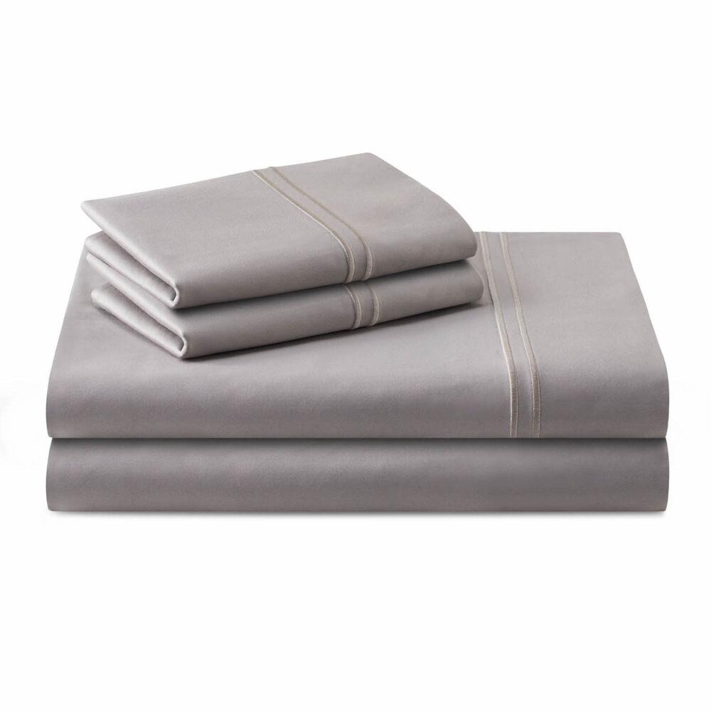 Malouf Supima Cotton Sheet Set in Flax
