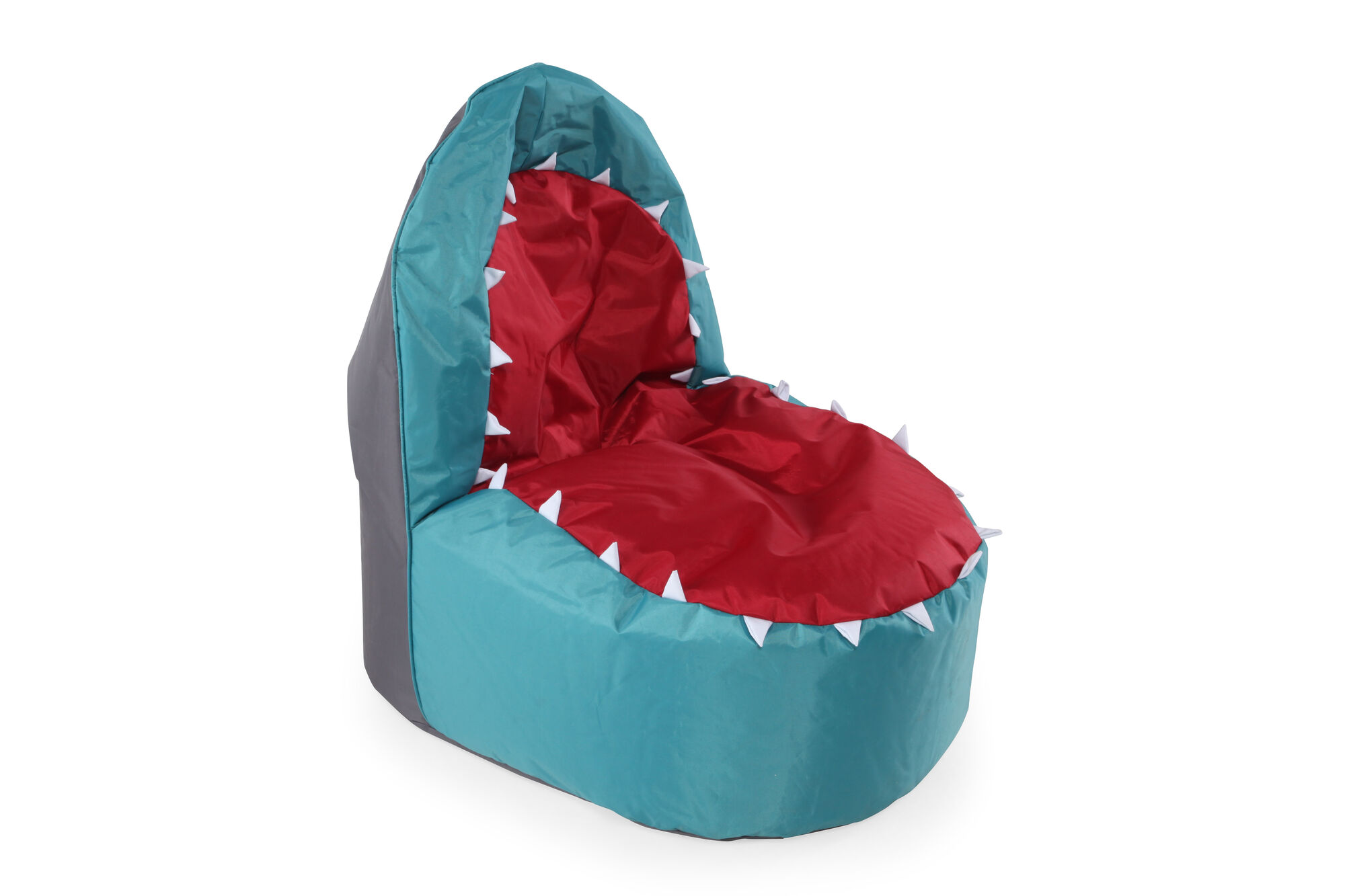 Casual Shark Youth Bean Bag Chair Mathis Brothers Furniture