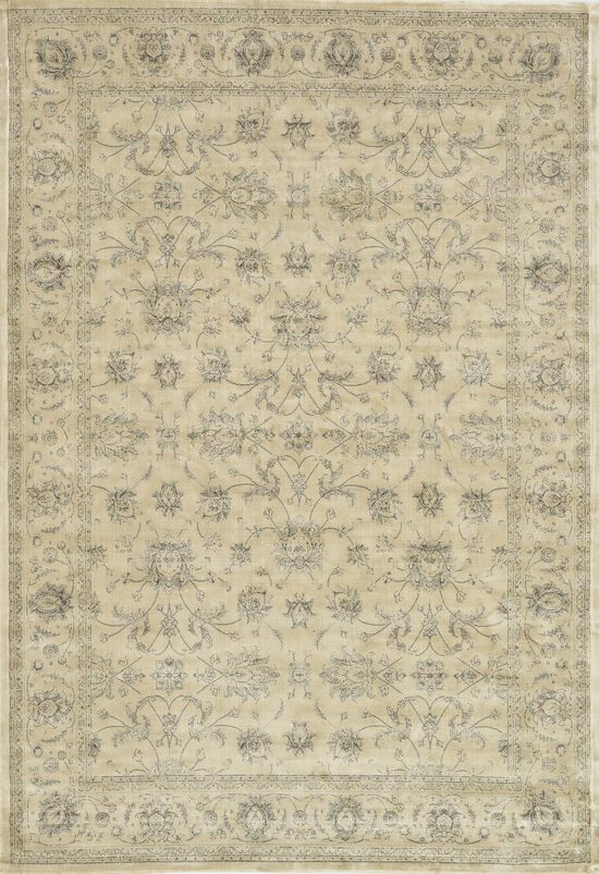 """Transitional 12'-0""""x15'-0"""" Rug in Ivory"""