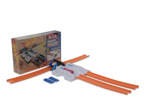 Mattel Hot Wheels 2-Lane Launcher Track Builder