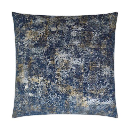 Venetia Pillow in Navy Blue
