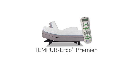 Tempur-Ergo Premier Full Adjustable Base