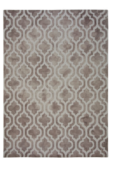 "Lb Rugs|15-38 (aa)|Hand Tufted Wool 2'-6"" X 12'