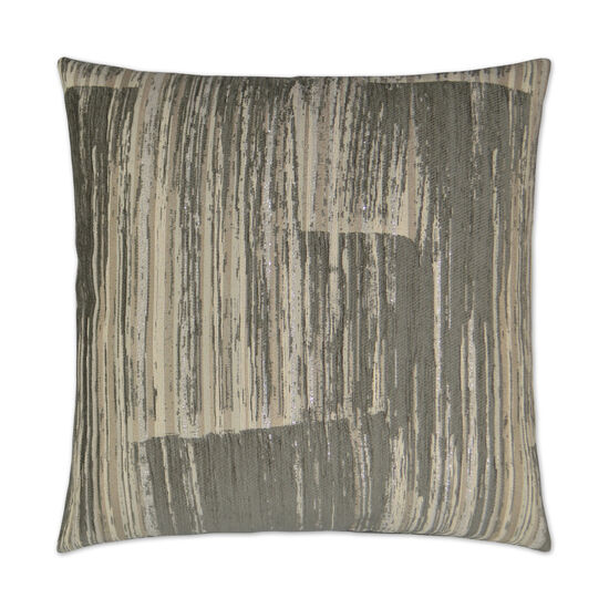Glamorama Pillow in Taupe