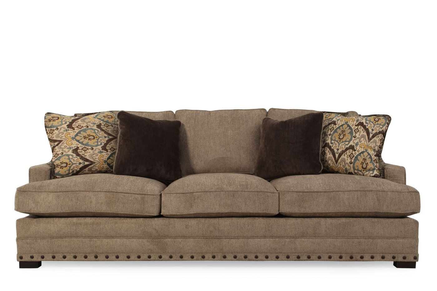 bernhardt cantor sofa mathis brothers furniture