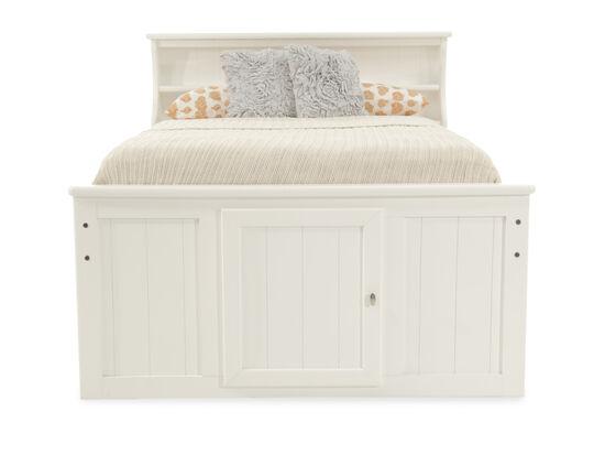 Trendwood Laguna Twin Captain's Bed