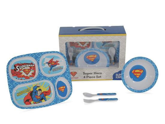 Superman 4-Piece Meal Set