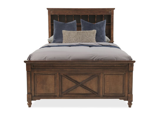 Legacy Big Sur Vista Point Brown Twin Bookcase Bed