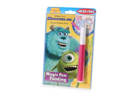 Monsters Inc. Magic Pen Book