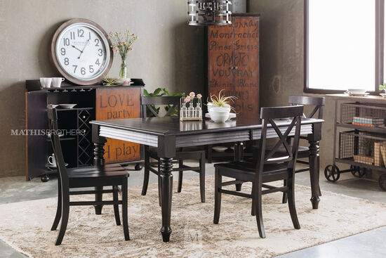 """Transitional 36"""" Accent Sidebarin Gray"""
