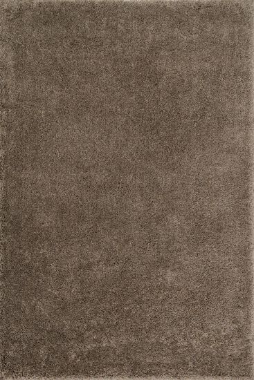"Shags 3'-6""x5'-6"" Rug in Taupe"