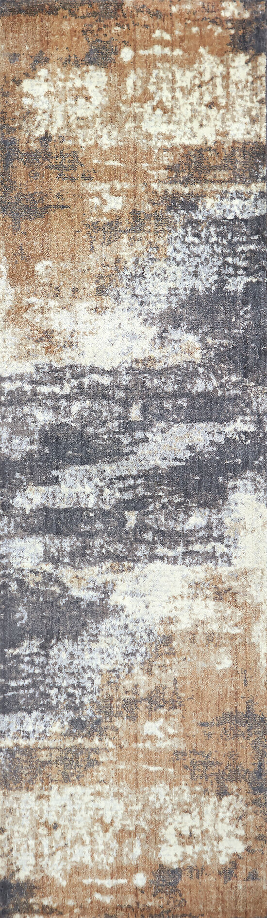 Contemporary Power-Loomed 8 x 10 Rectangle Rug in Gray