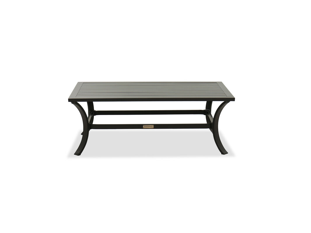 Genoa 30 Patio Coffee Table Mathis Brothers Furniture