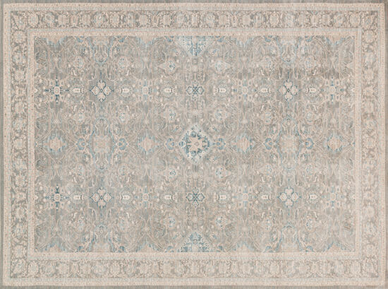 Magnolia Home Power Loomed 5'3''x7'6'' Rug in Steel