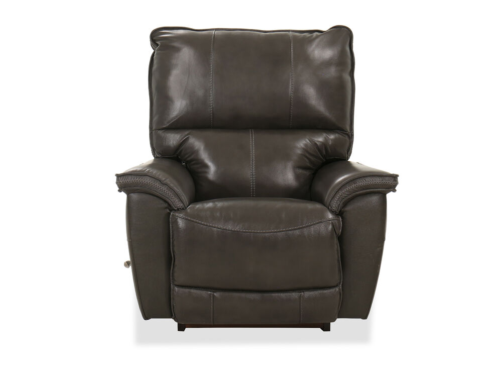 40'' Casual Rocker Recliner in Shitake
