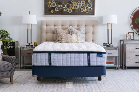 Aireloom Eureka Queen Plush Mattress