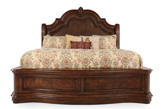 Pulaski San Mateo King Sleigh Bed