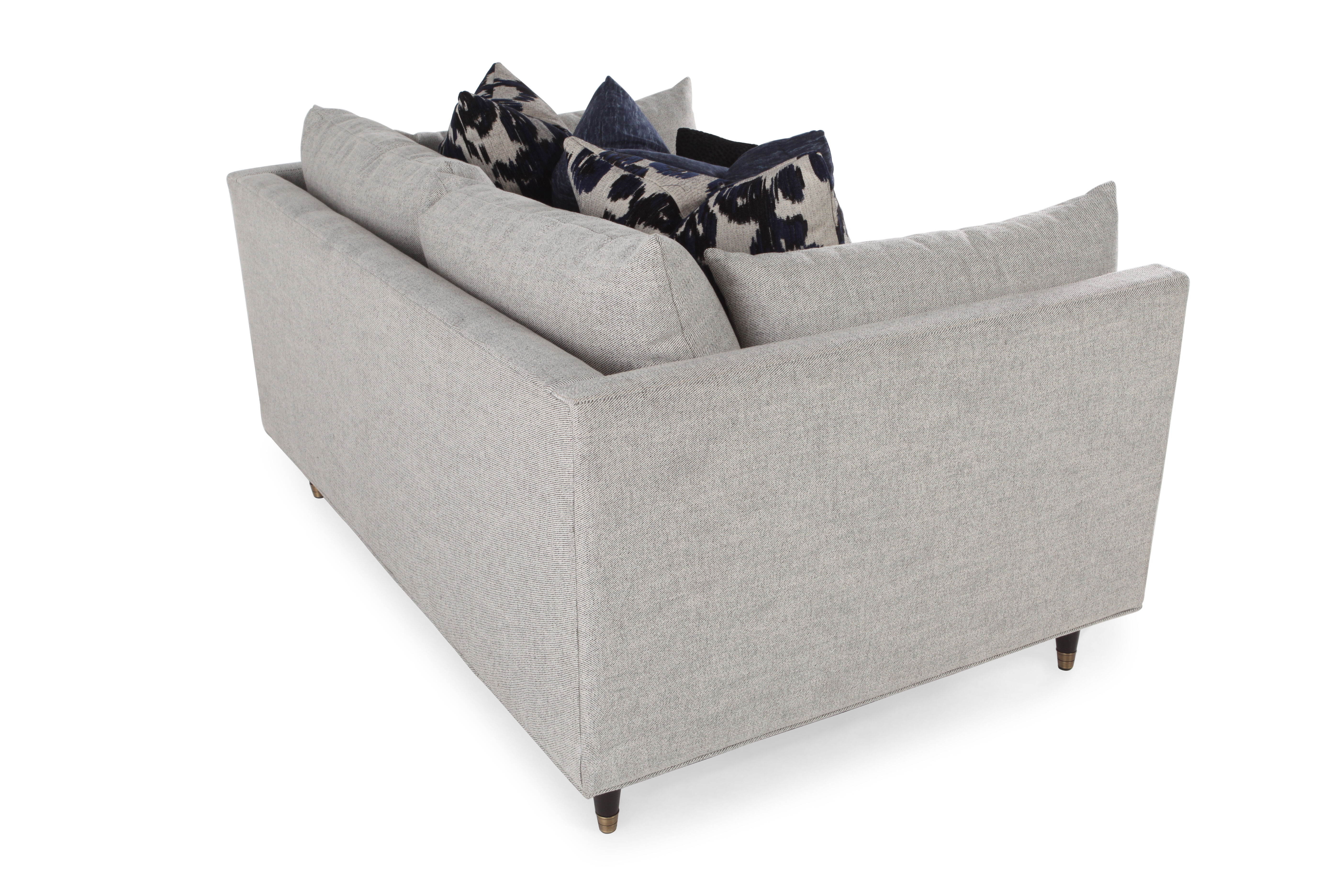 ... Low Profile 70u0026quot; Sofa In Stone. U2039 U203a