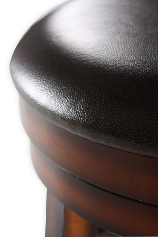 X-Back Bar Stool in Brown