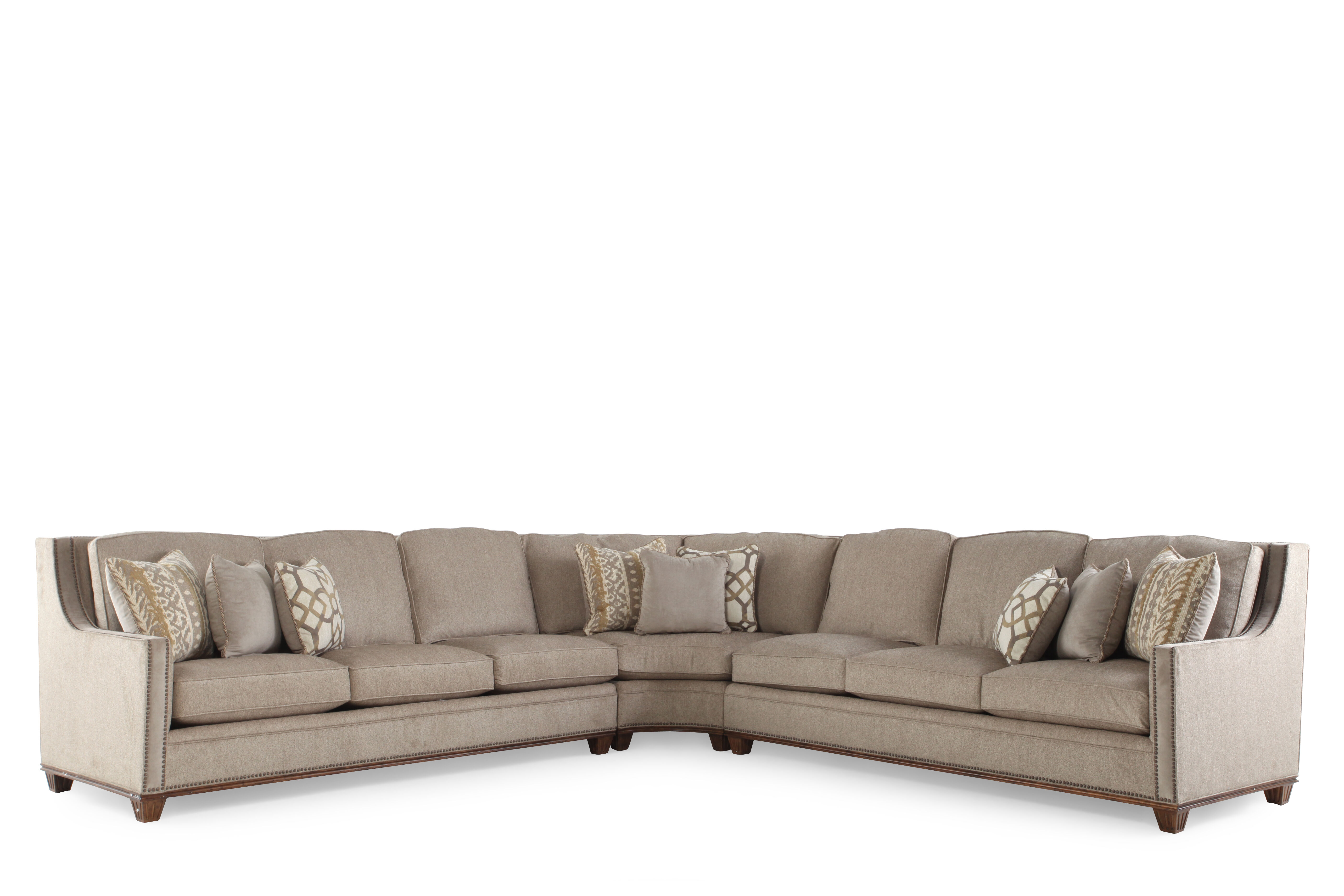 A.R.T. Furniture Bridgewater Sectional  sc 1 st  Mathis Brothers : mathis brothers sectional sofas - Sectionals, Sofas & Couches