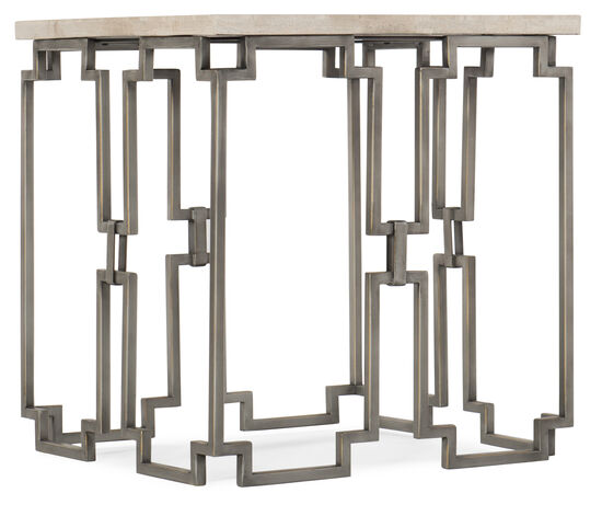 Emmeline End Table in Cream