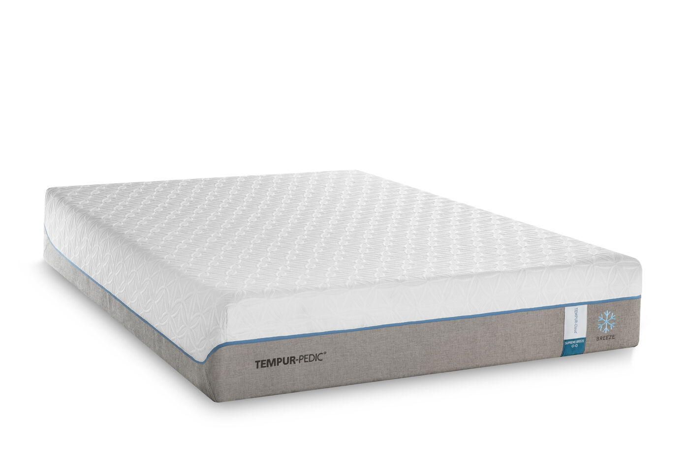 Tempur Pedic Breeze Mattress Mathis Brothers