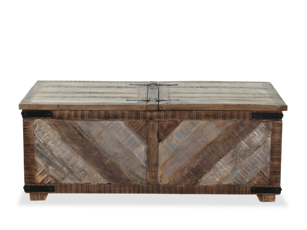 Cordayne Coffee Table With Storage Mathis Brothers Furniture