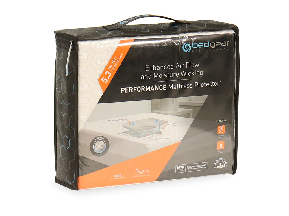 Dri-Tec Technology Performance Mattress Protector