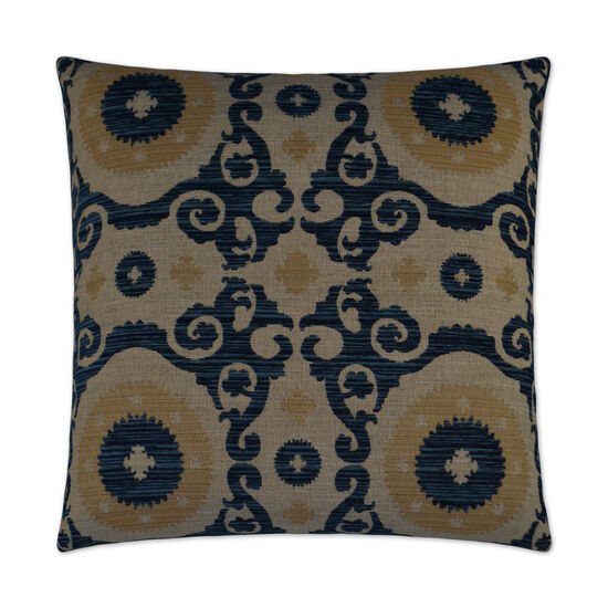 Utah Pillow in Navy Blue