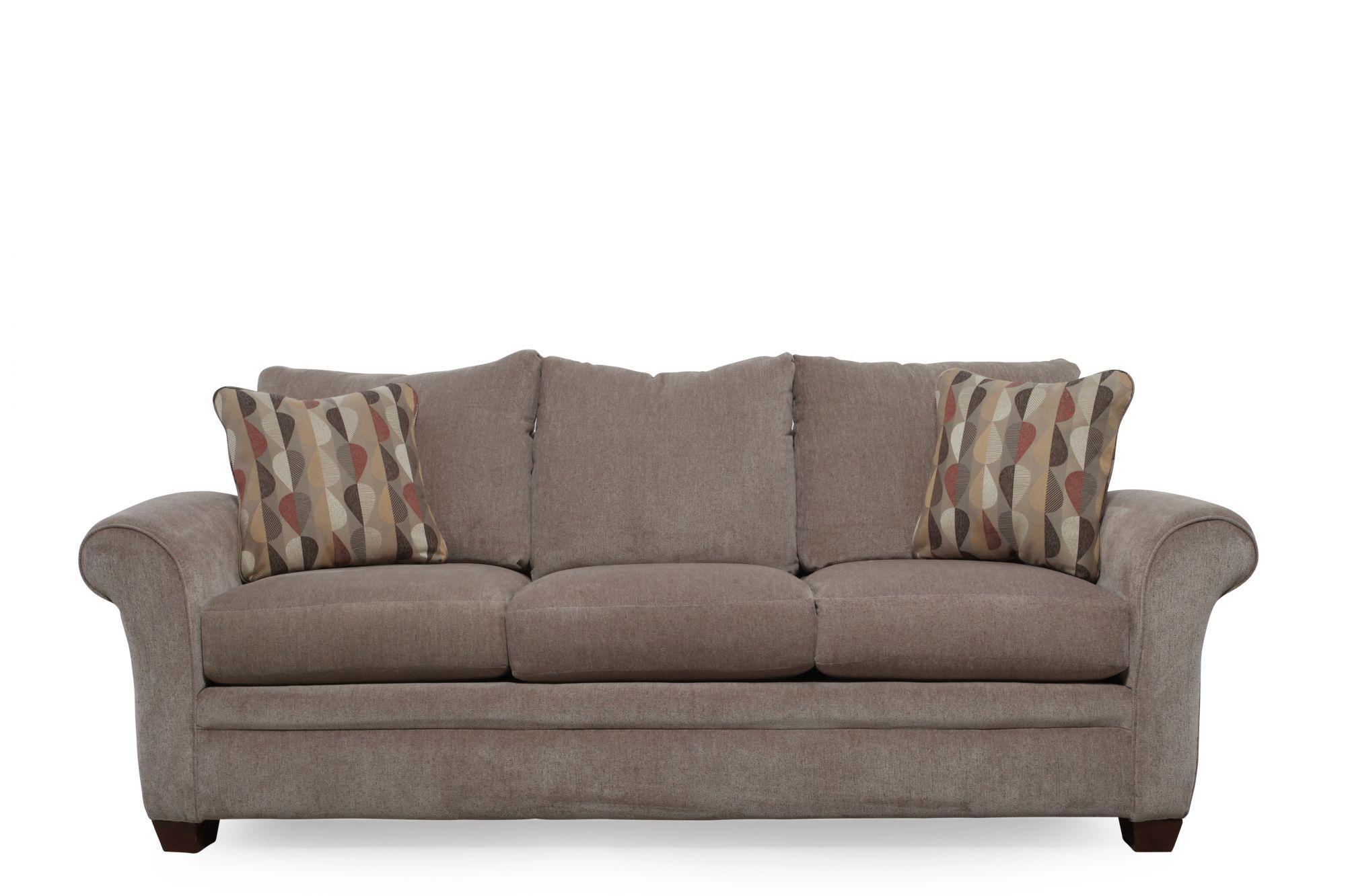 lazboy natalie dove sofa