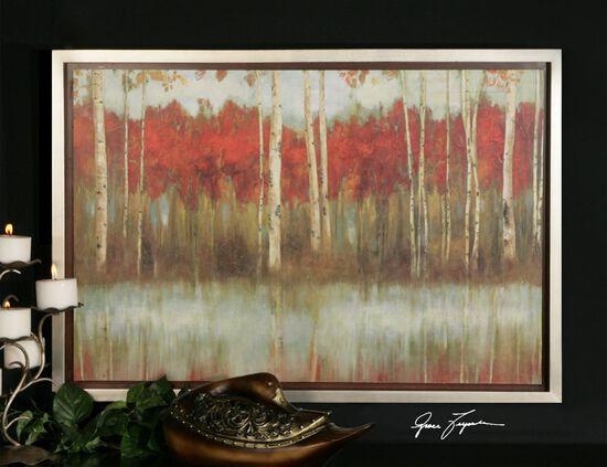 Framed Landscape Wall Art