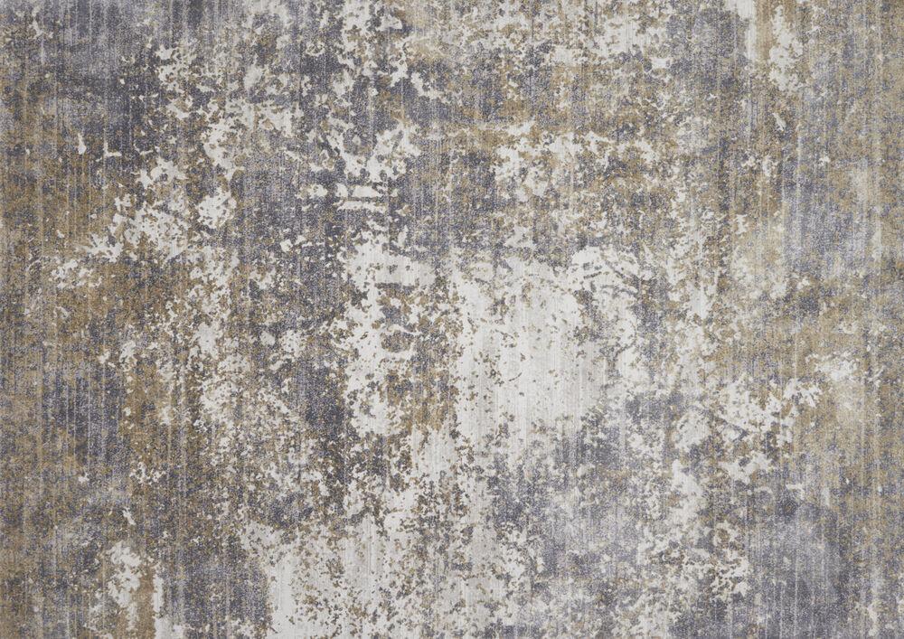 Loloi Patina Power Loomed Rug in Granite/Stone