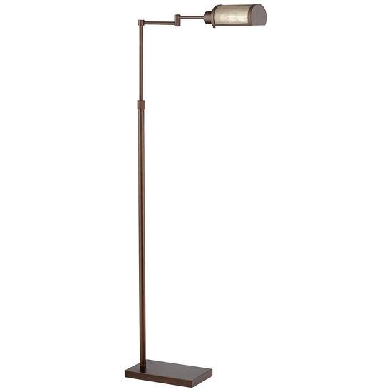 Bronze Swing Lamp