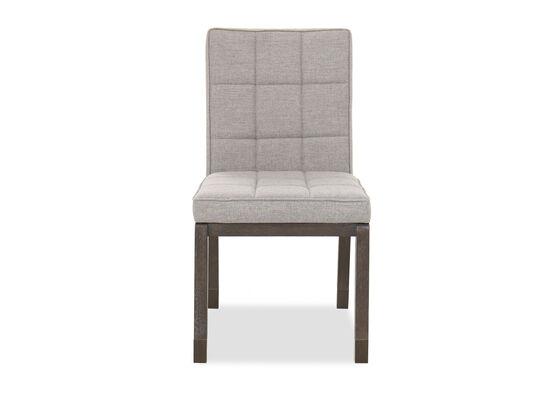 36'' Oak Solids Side Chair in Smoky Arabica